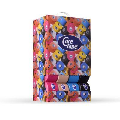 CureTape Kinesiology Tape Bulk 40 rolls 5cm