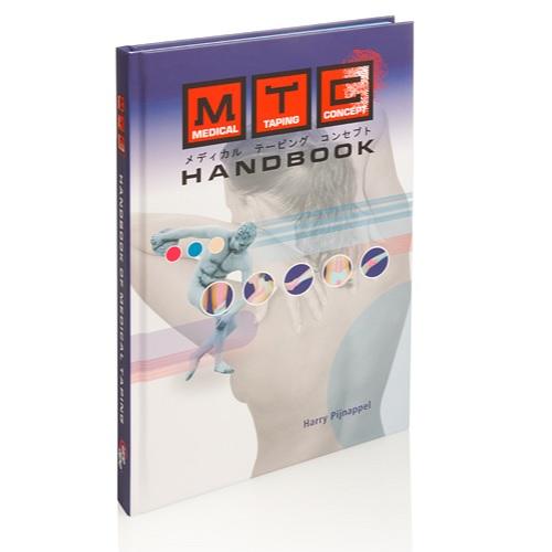 MTC kinesiology taping method - Handbook - English