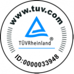 CureTape® kinesiology tape TUV quality mark