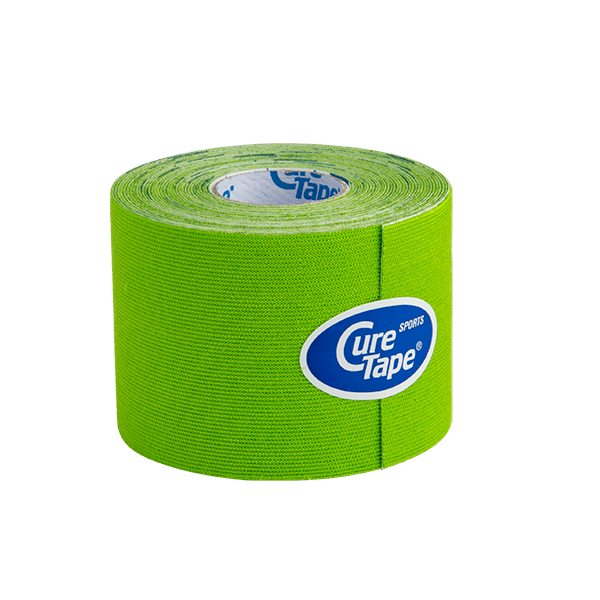 curetape-kinesiology-tape-sports-lime