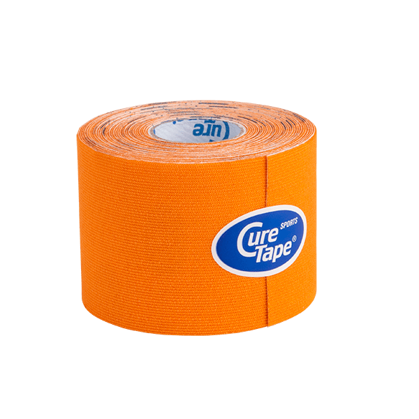 curetape-kinesiology-tape-sports-orange