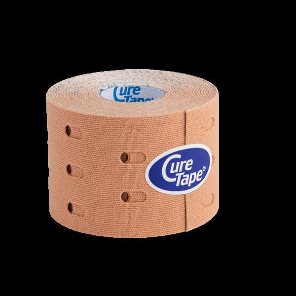 curetape-kinesiology-tape-punch-beige