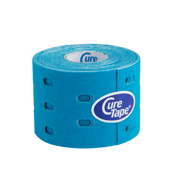 curetape-kinesiology-tape-punch-blue