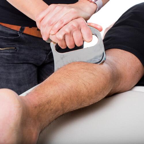 Fasciq IASTM tool Grip - Calf