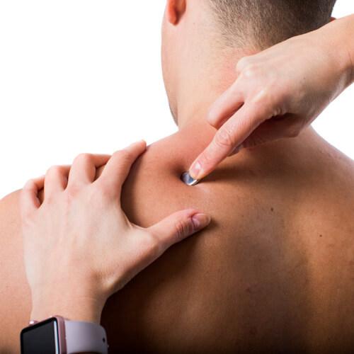 IASTM massage tool drop