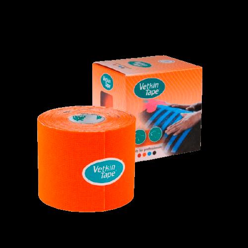 VetkinTape-veterinary-kinesiology-tape-5cm-orange