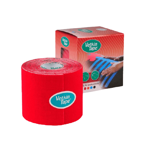 VetkinTape-veterinary-kinesiology-tape-5cm-red