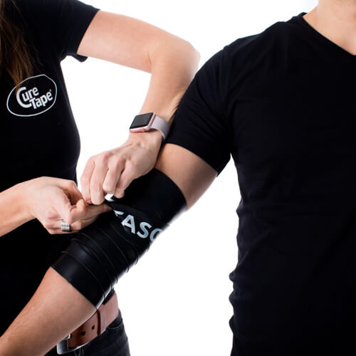 floss band 5cm - arms