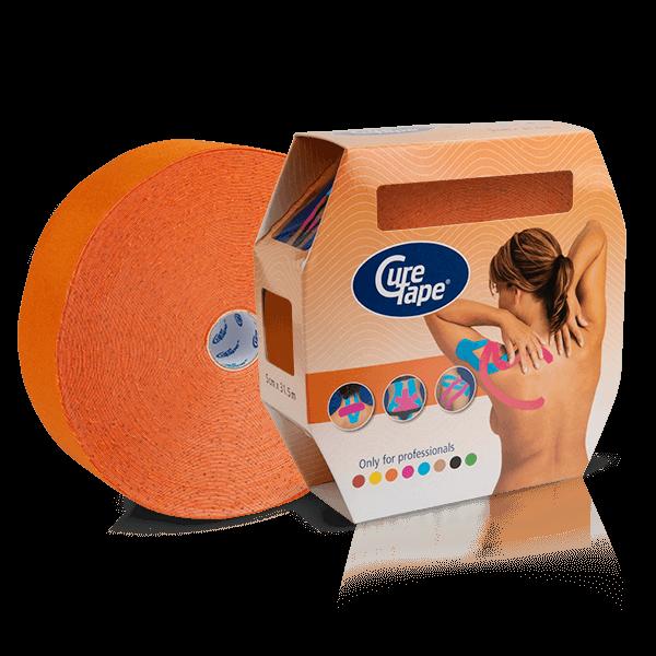 curetape-kinesiology-tape-classic-giant-pack-roll-orange