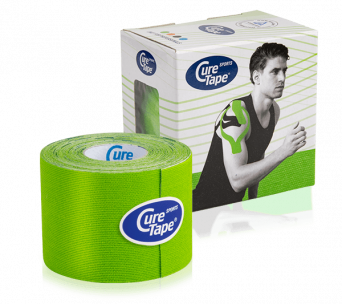 curetape-kinesiology-tape-sports-pack-roll-lime