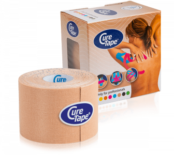 curetape-kinesiology-tape-Classic-pack-roll-beige