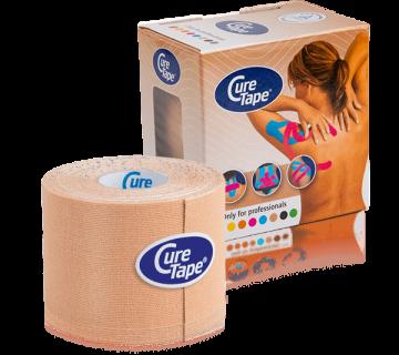 curetape-kinesiology-tape-Classic-pack-roll-beige