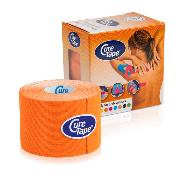 curetape-kinesiology-tape-classic-pack-roll-orange