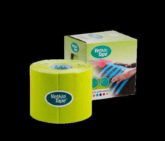 VetkinTape-veterinary-kinesiology-tape-5cm-lime